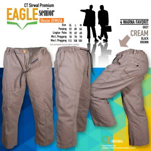 02 CREAM Eagle Senior