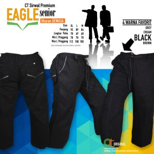 03 BLACK Eagle Senior