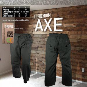Axe Green