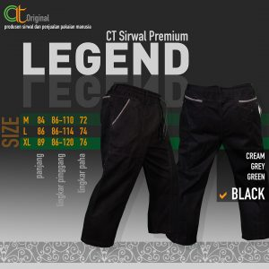 Legend S1 Black