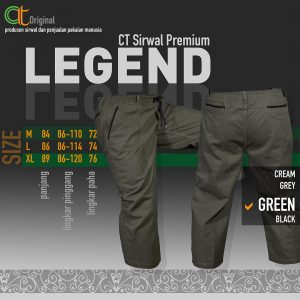 Legend S1 Green