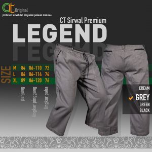 Legend S1 Grey